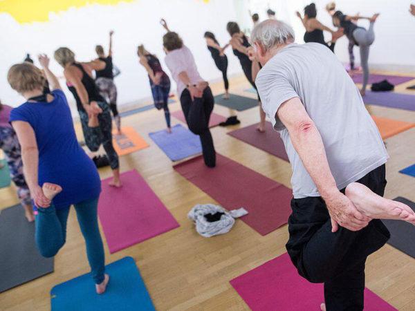 Gym / Stretching Senioren