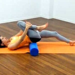 Stretching / Pilates Rolle