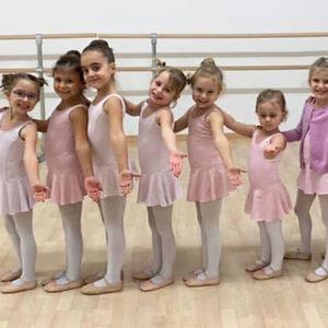 Ballett Stufe 1