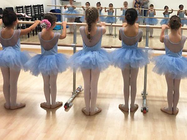 Ballett Stufe 2